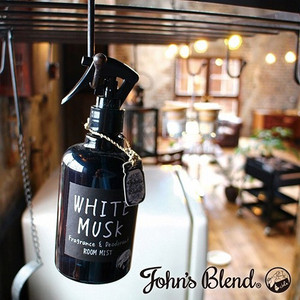 ジョンズブレンド芳香剤はホワイトムスクがいい香り