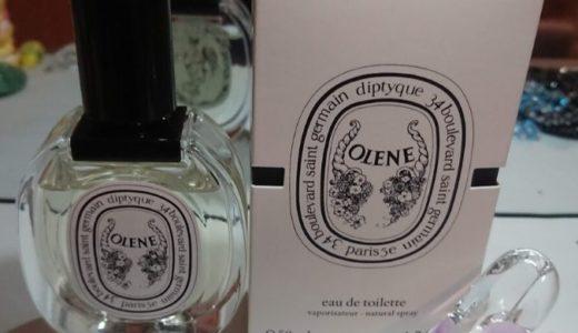 ディプティックのオレーヌの香りは凛とした爽やかフローラル